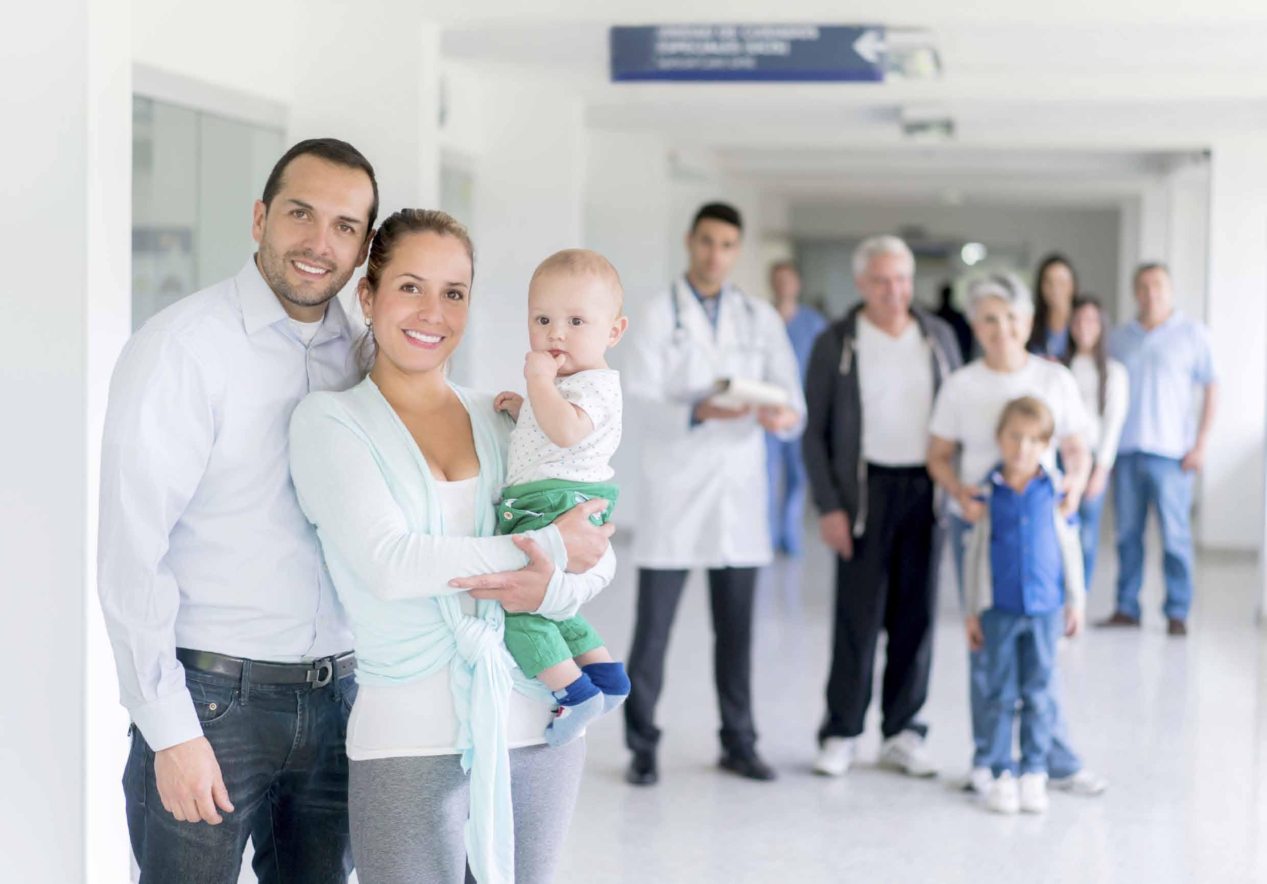 El concepto de salud en el sistema sanitario español