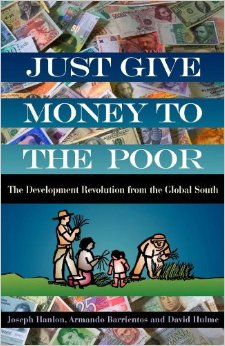 ust give money to the poor. The Development Revolution from the Global South