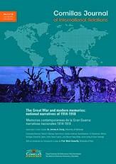 Memorias contemporáneas de la Gran Guerra. Narrativas nacionales 1914-1918