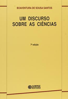 Libro: Um Discurso sobre as ciências