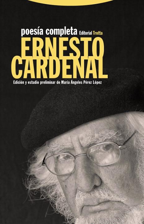 Libro: Poesía completa (Ernesto Cardenal)