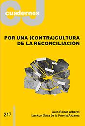 Libro. Por una (contra)cultura de la reconciliación
