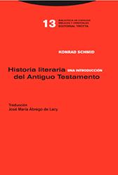 Libro: Historia literaria del Antiguo Testamento