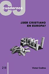 Libro: ¿Ser cristiano en Europa?