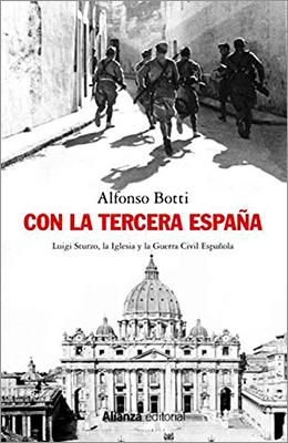 Libro: Con la tercera España. Luigi Sturzo, la Iglesia y la Guerra Civil Española