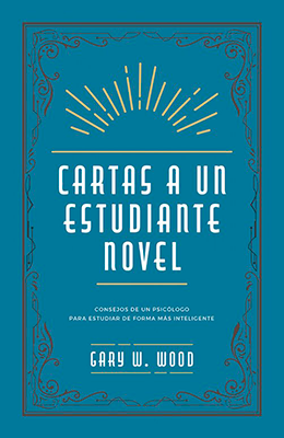 Libro: Cartas a un estudiante novel