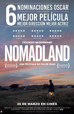 Película: Nomadland