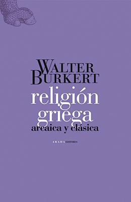 Libro: Religión griega