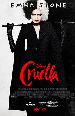 Película: Cruella, de Craig Gillespie