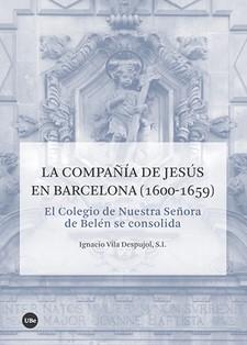 La Compañía de Jesús en Barcelona