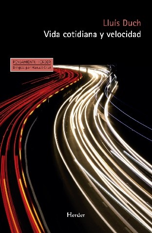 Libro - Vida cotidiana y velocidad