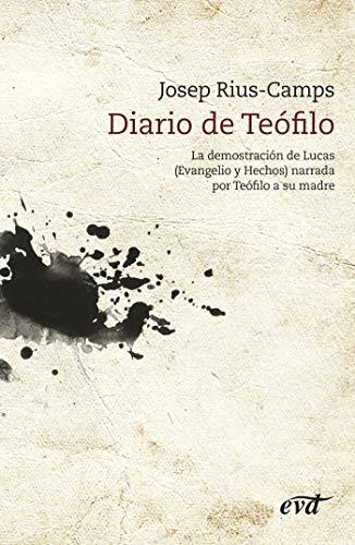 Libro - Diario de Teófilo