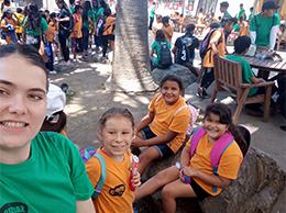 Experiencia de voluntariado en Los Ángeles