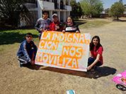 Acompañamiento de jóvenes para el ejercicio de la ciudadanía global