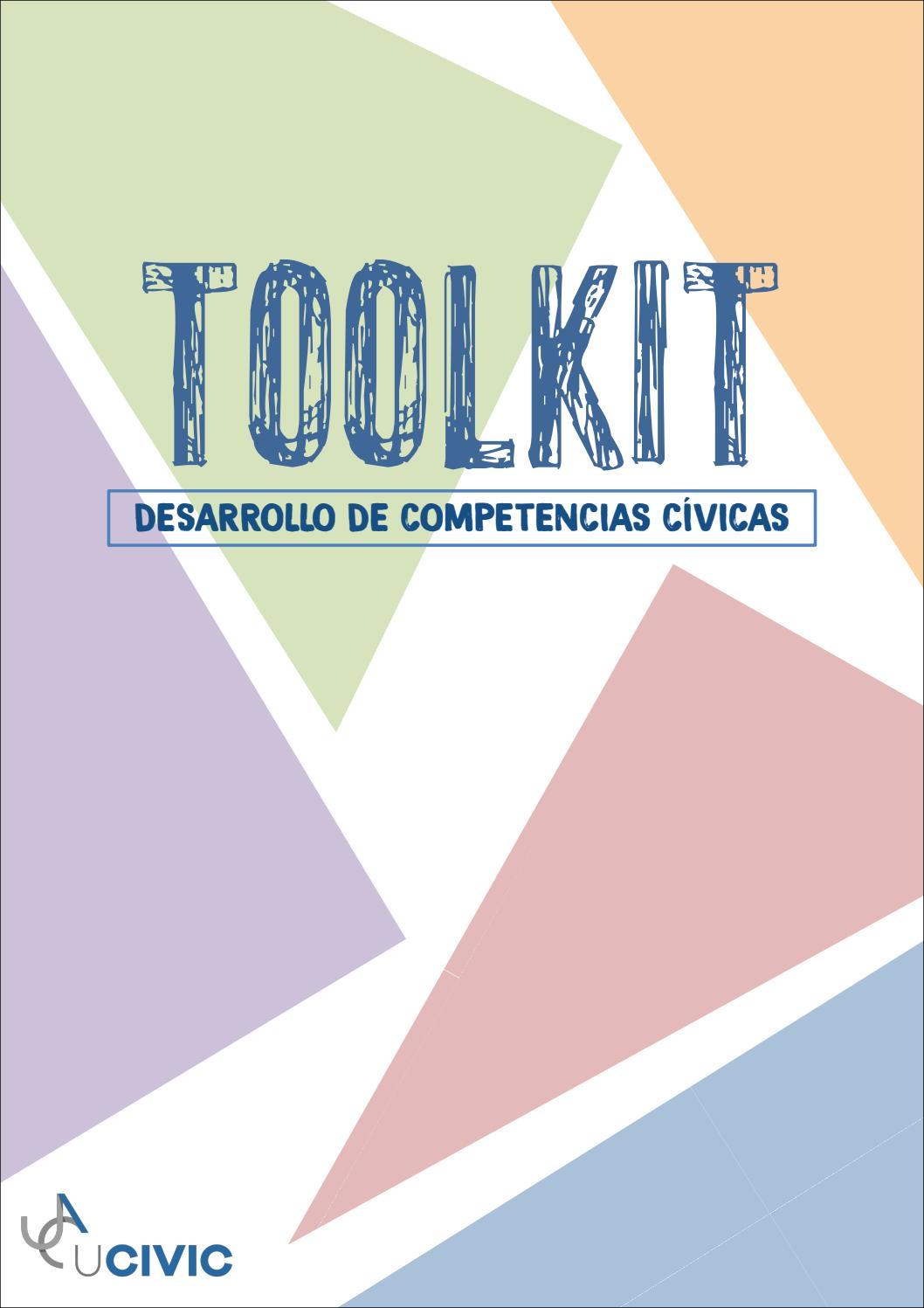 Libro: uCivic ToolKit - Desarrollo de Competencias Cívicas