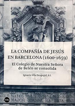 Libro: La Compañía de Jesús en Barcelona