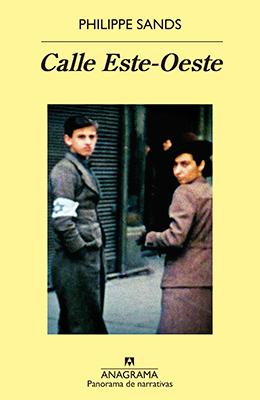 Libro: Calle Este-Oeste
