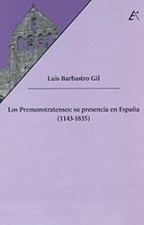 Libro:  Los Premonstratenses: su presencia en España (1143-1835)