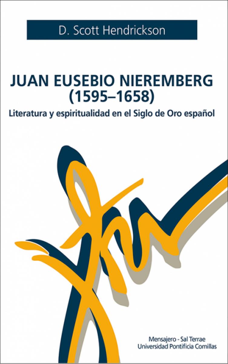 Libro: Juan Eusebio Nieremberg