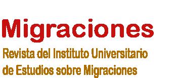 Revista Migraciones