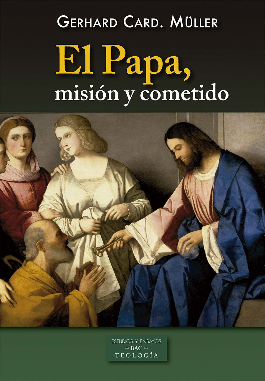 Libro. El Papa, misión y cometido