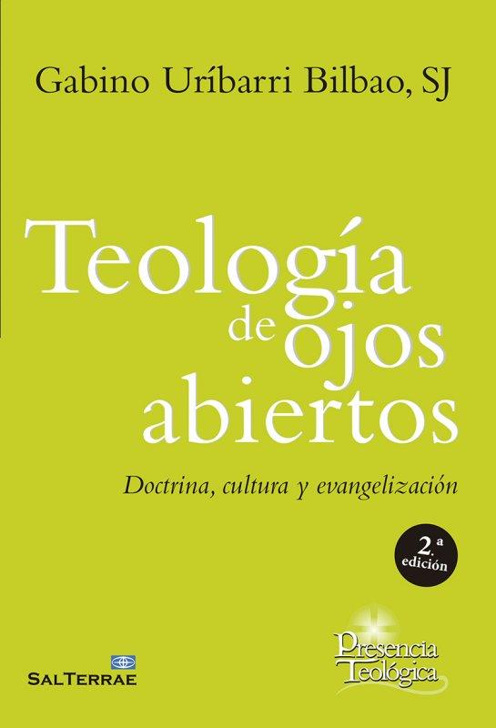 Libro. Teología de ojos abiertos