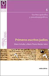 Libro. Primeros escritos judíos