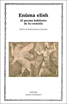 Libro: Enūma elish. El poema babilonio de la creación