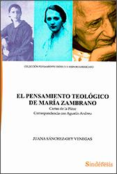 Libro: El pensamiento teológico de María Zambrano